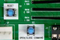 Control Board Reset