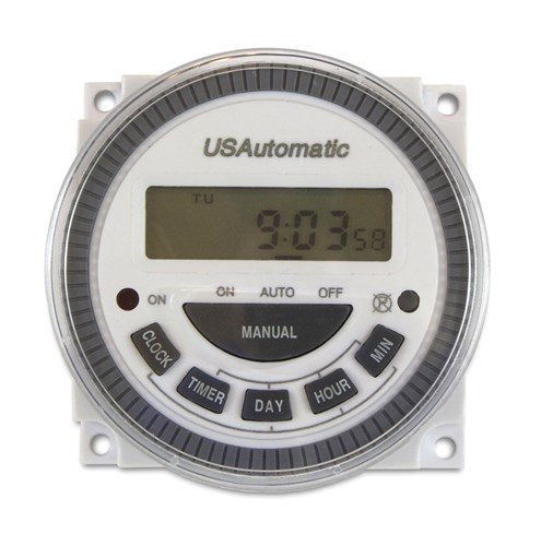7 Day Programmable Timer